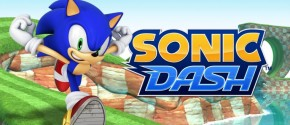 Sonic Dash на компьютер