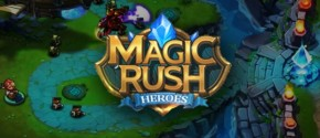 Magic rush heroes на компьютер