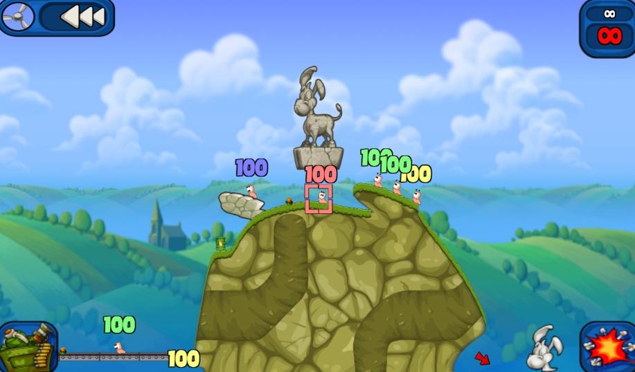 Игра Worms 2 Скачать Бесплатно На Компьютер - фото 4