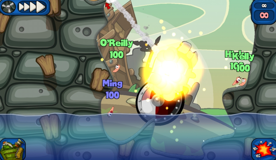Игра Worms 2 Скачать Бесплатно На Компьютер - фото 10